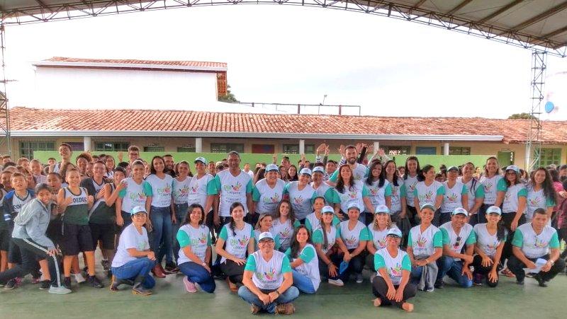 Dia de Cooperar incentiva solidariedade e ações saudáveis na COOEDUC
